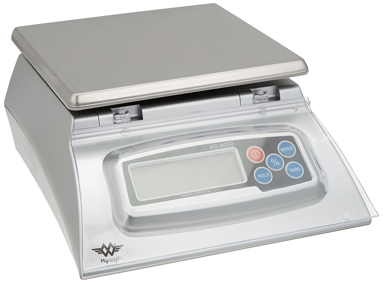 kitchen scale my weigh kd 8000 digital bakers math deli food
